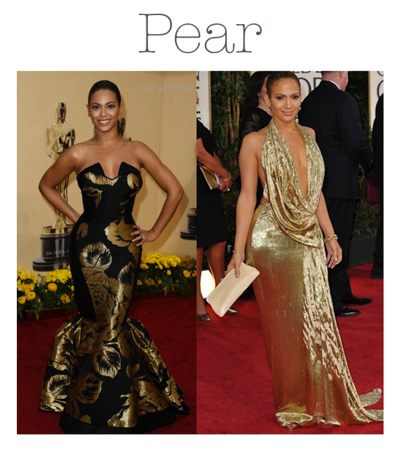 How to dress a pear-shaped body to flaunt your big booty ...